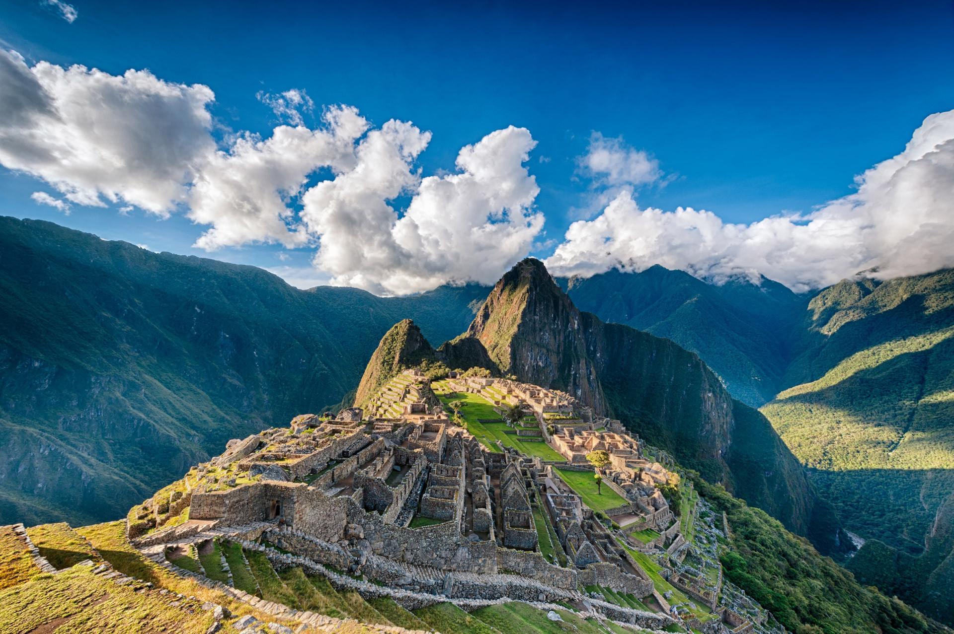 Südamerika Reisen Ziel Mach Picchu