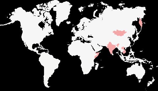 KONDOR Reisen - Besondere Reisen in ausgesuchten Ländern in Asien
