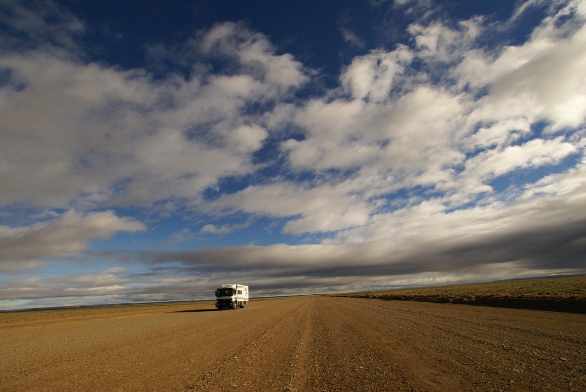 Unterwegs im endlosen Patagonien auf der Ruta 40