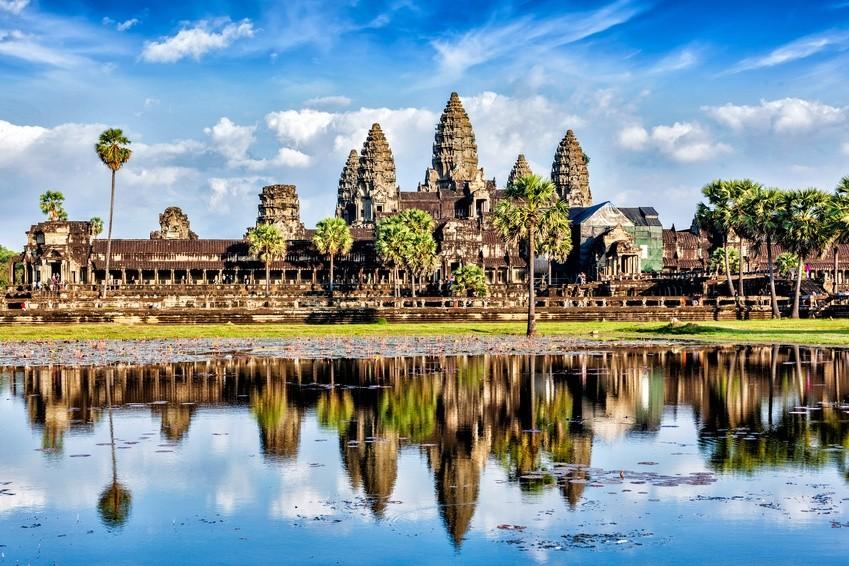 Angkor Wat - UNSESCO Weltkulturerbe