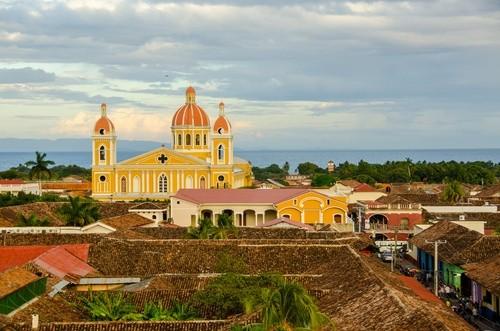 Kolonialstadt Granada in Nicaragua