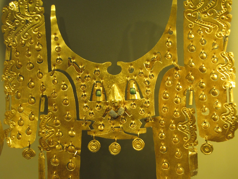 Besuch im hervorragenden Goldmuseum von Bogota