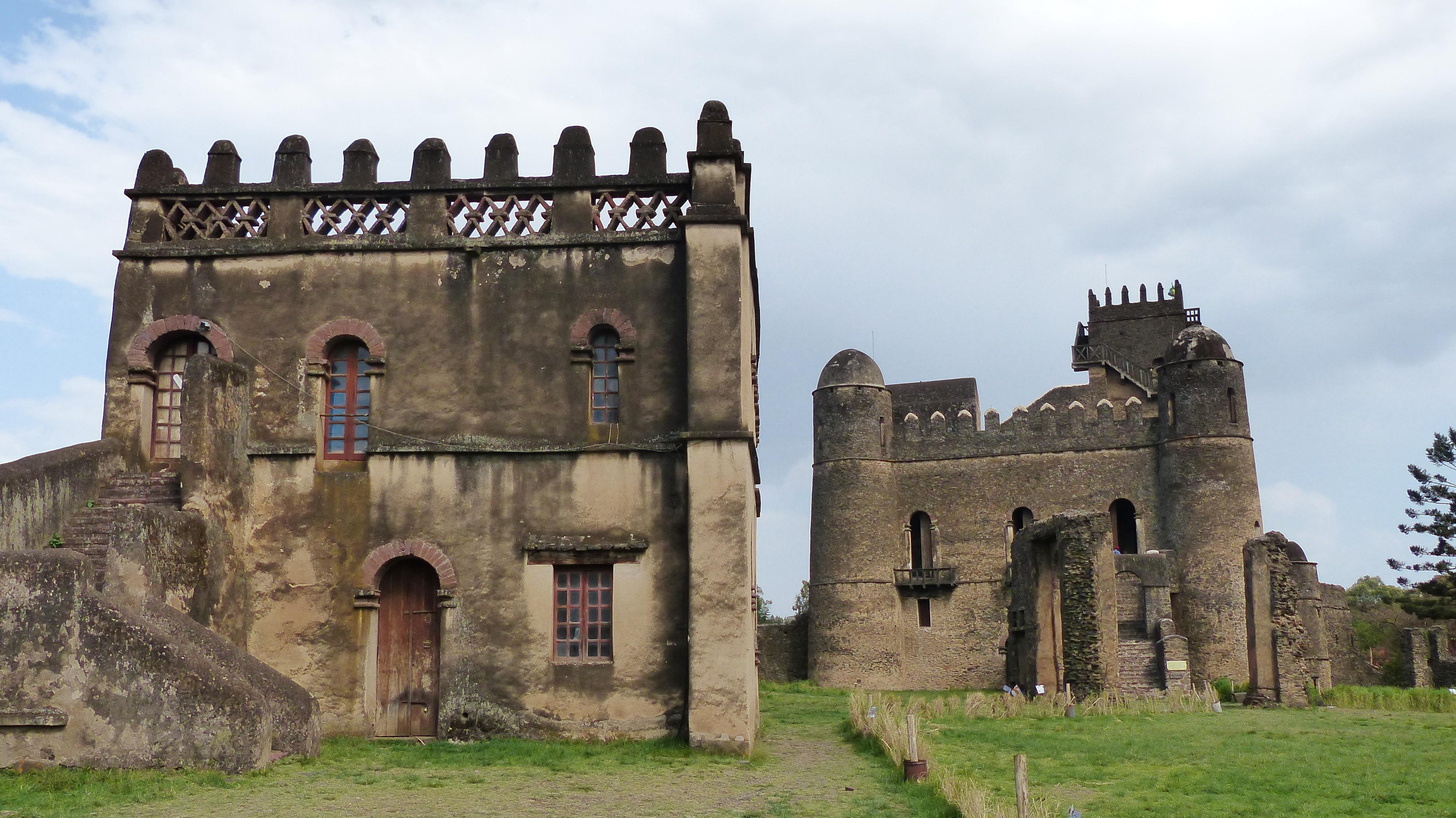 Paläste von Gondar