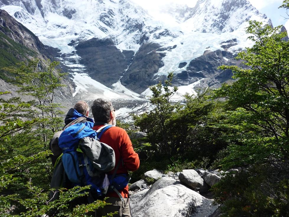 Herrliche Wanderung im Torres del Paine-Nationalpark auf dieser Patagonien Rundreise