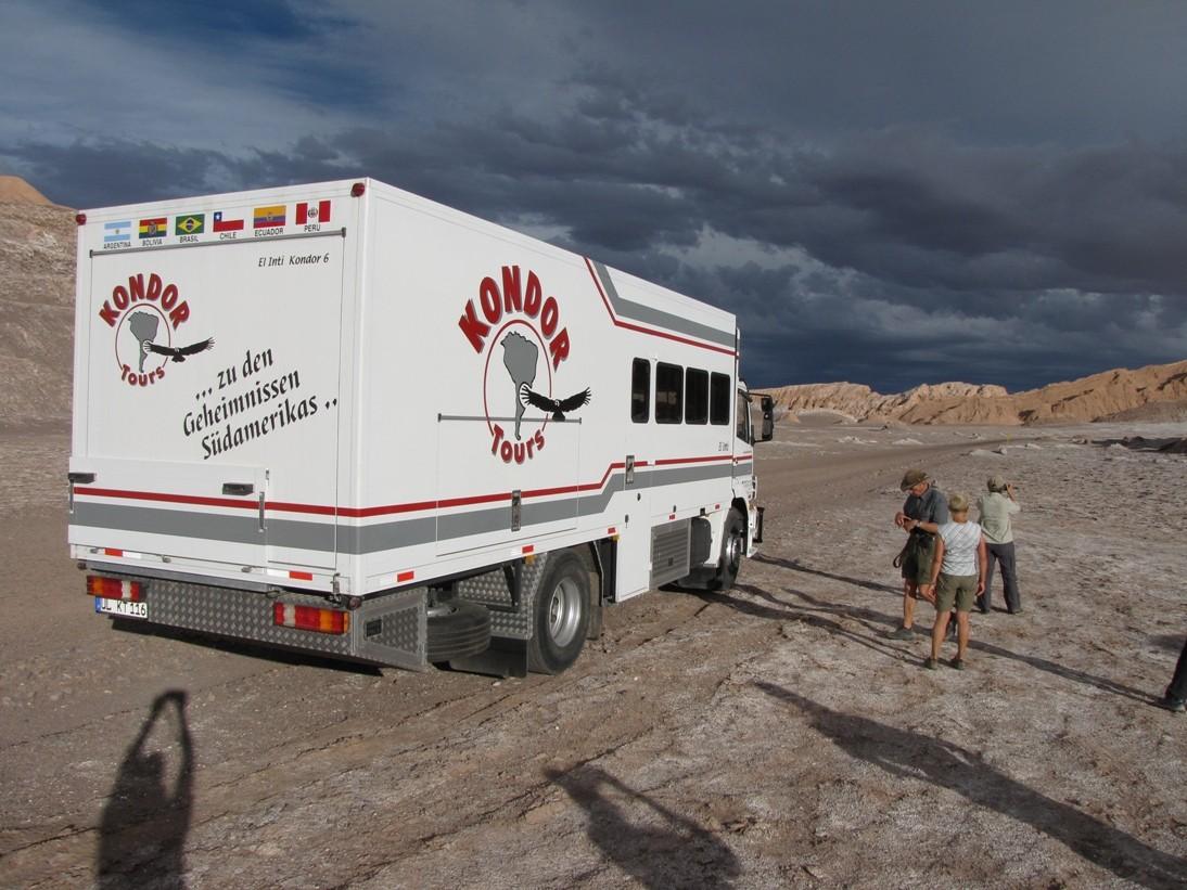 Unterwegs im chilenischen Mondtal auf unserer Chile Reise