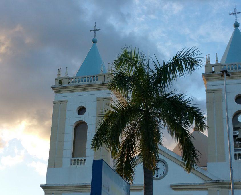 Hauptkirche in Porto Velho auf unserer Amazonas Reise