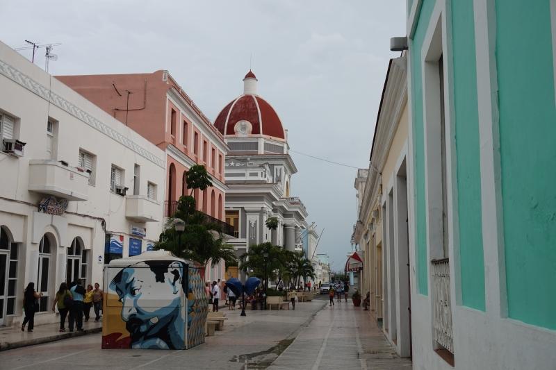 Koloniales Cienfuegos in Kuba