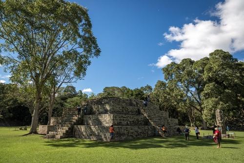 Copán in Honduras ist die berühmteste Ausgabungsstätte