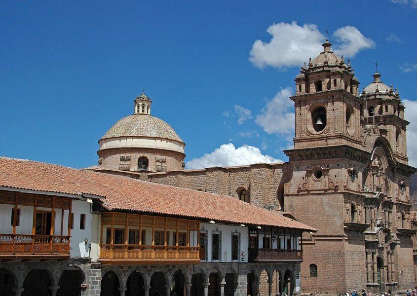 Besuch in der ehemaligen Inkahauptstadt Cusco auf unserer Peru Reise