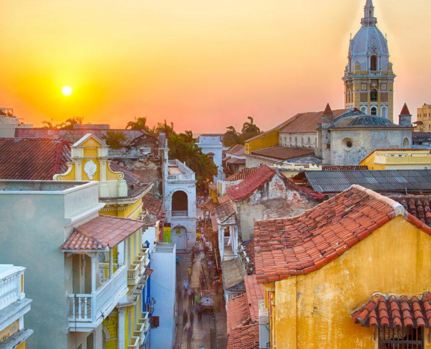 Highlight auf unserer Kolumbien-Privatreise ist Cartagena