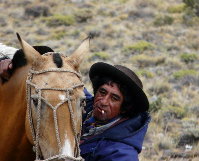 Erlebnis Menschen auf unserer Patagonien-Rundreise
