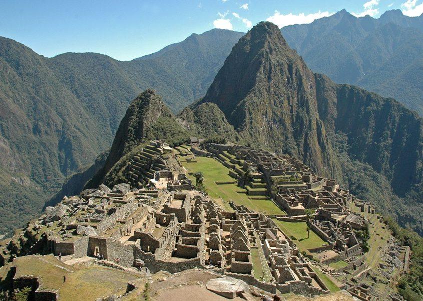 Besuch von Machu Picchu auf unserer Peru Reise