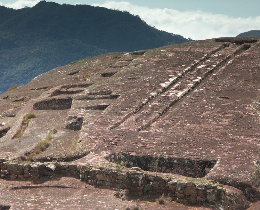 Mysteriöses Samaipata in Bolivien