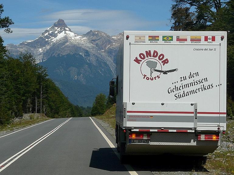Unterwegs im südlichen Chile