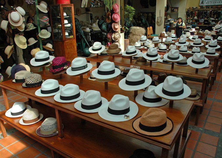 Panamahut-Museum in Cuenca auf unserer Ecuador Reise