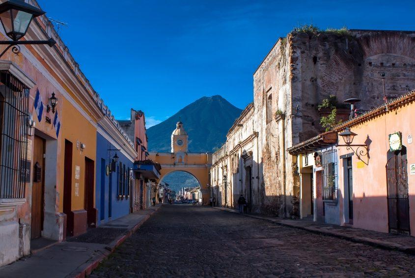 Vulkane auf unserer Guatemala-Rundreise