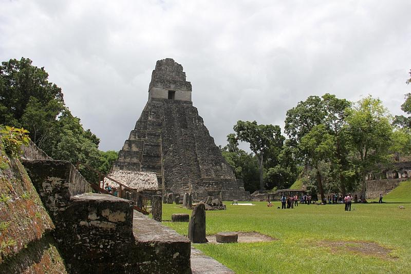 Eindrucksvoller Besuch von Tikal auf unserer Guatemala-Rundreise