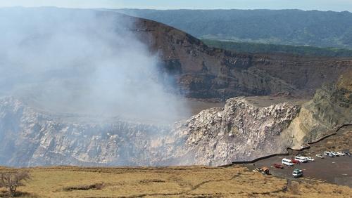 Vukan Masaya Nationalpark auf unserer Mittelamerika Reise