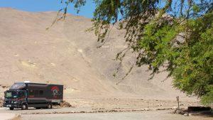 Geoglyphen in der Atacama