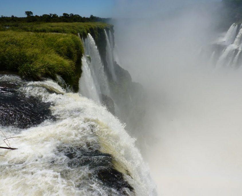 Iguazu-Argentinische Seite